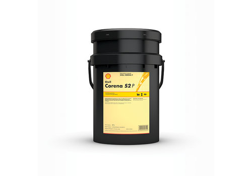 Shell Corena S2 P 150 - Compressorolie, 20 lt