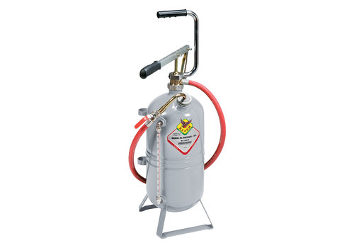 Raasm 16 ltr olieafgifteapparaat