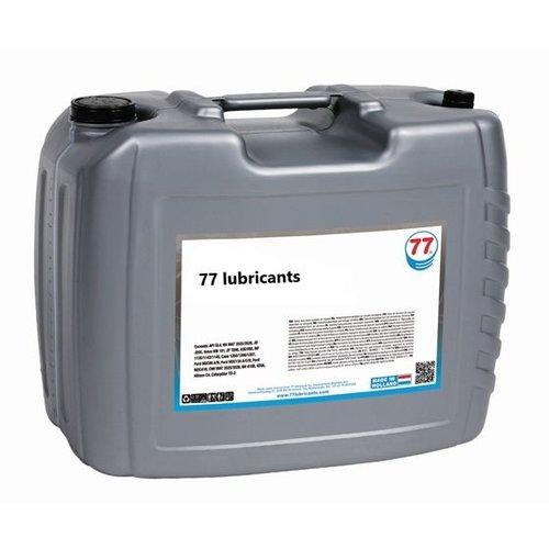 77 Lubricants Hydrauliek olie HVZF 46, 20 lt
