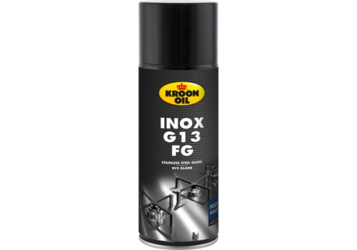 Kroon Oil Inox G13 FG - Reinigingsmiddel, 400 ml
