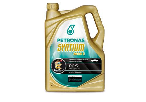 Petronas Syntium 3000 E 5W-40, 5 lt