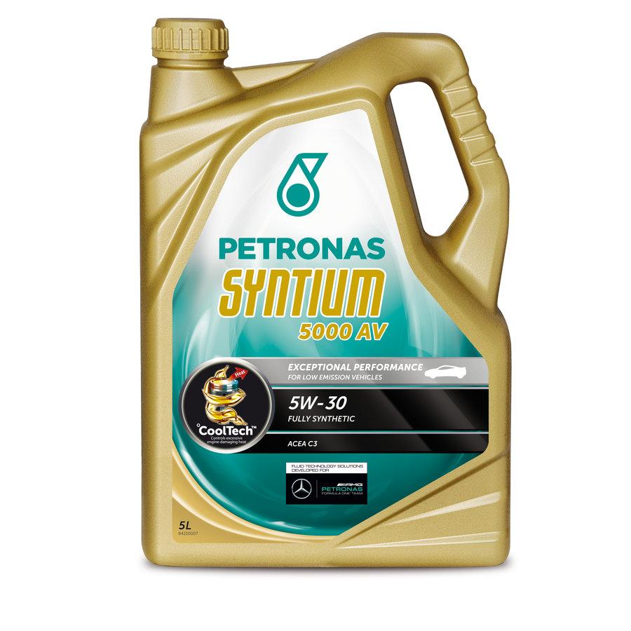 Syntium 5000 AV 5W-30, 5 lt-1
