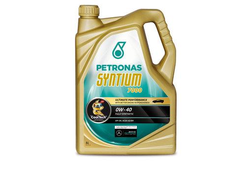 Petronas Syntium 7000 0W-40, 5 lt