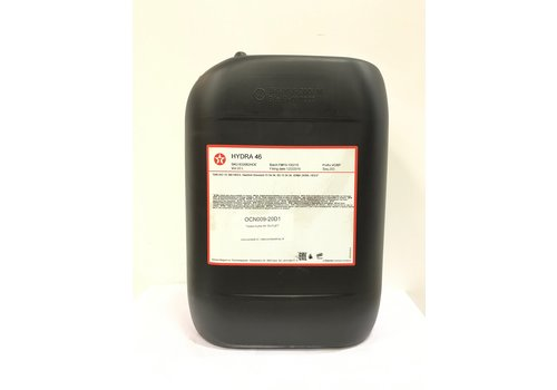 Texaco Hydra 46, 20 lt (OUTLET)