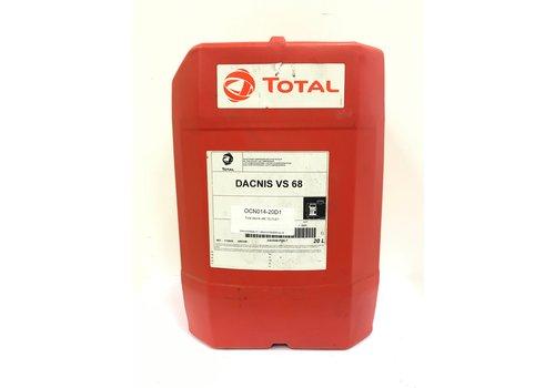 Total Dacnis VS 68, 20 lt (OUTLET)