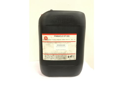 Texaco Pinnacle EP 220, 20 lt (OUTLET)