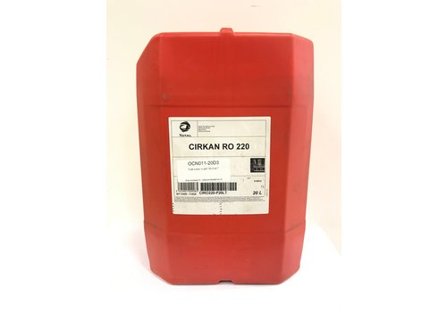 Total Cirkan RO 220, 20 lt (OUTLET)