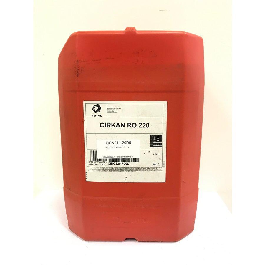 Cirkan RO 220, 20 lt (OUTLET)-1