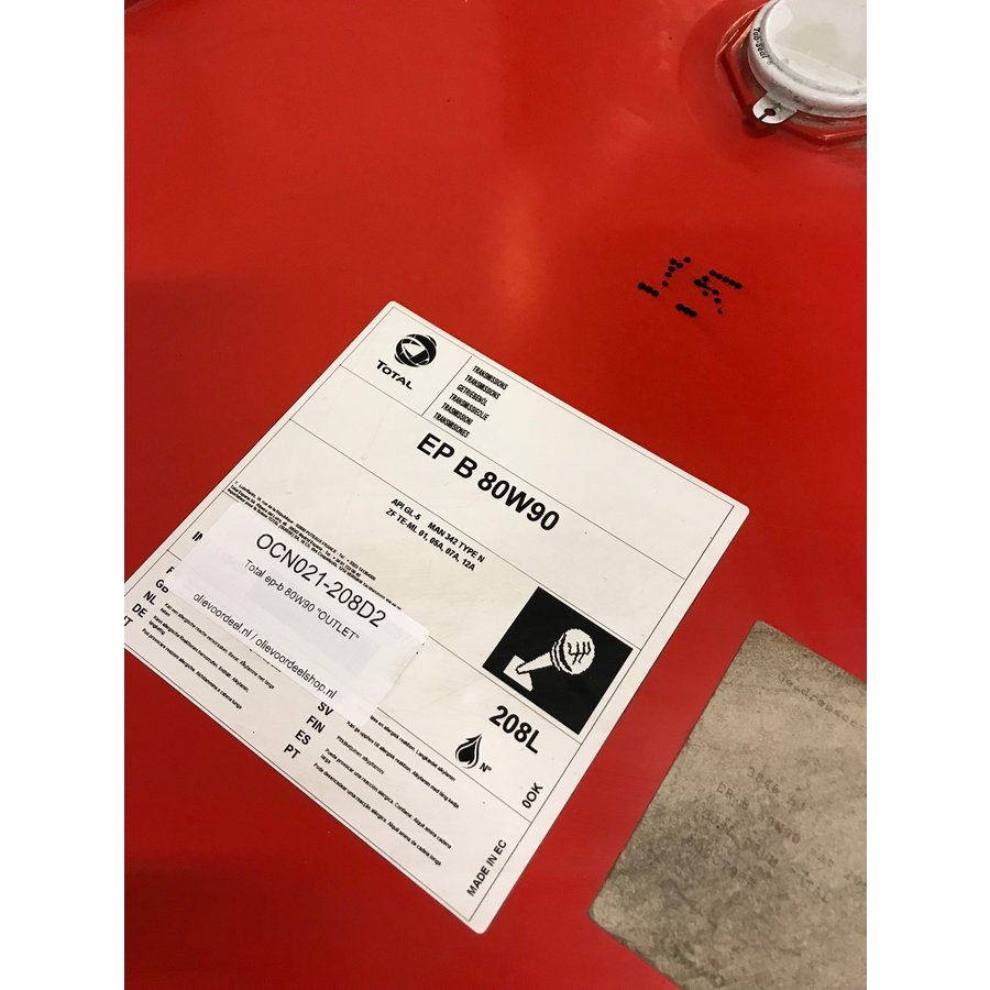 EP-B 85W-90, 208 lt (OUTLET)-2