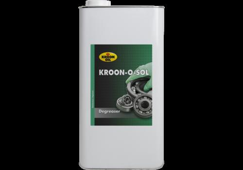 Kroon Oil Kroon-O-Sol - Ontvetter, 5 lt