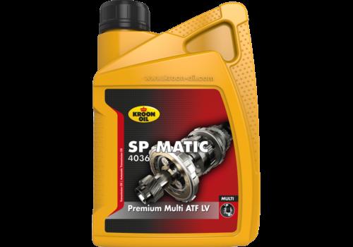 Kroon Oil SP Matic 4036 - Multi ATF, 1 lt