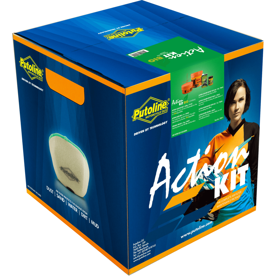 Action Kit Biodegradable, 1 stuk-1