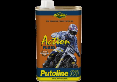 Putoline Action Fluid - Schuimluchtfilterolie, 1 lt