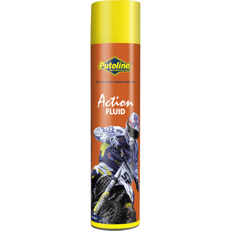 Action Fluid - Schuimluchtfilterolie, 600 ml-1
