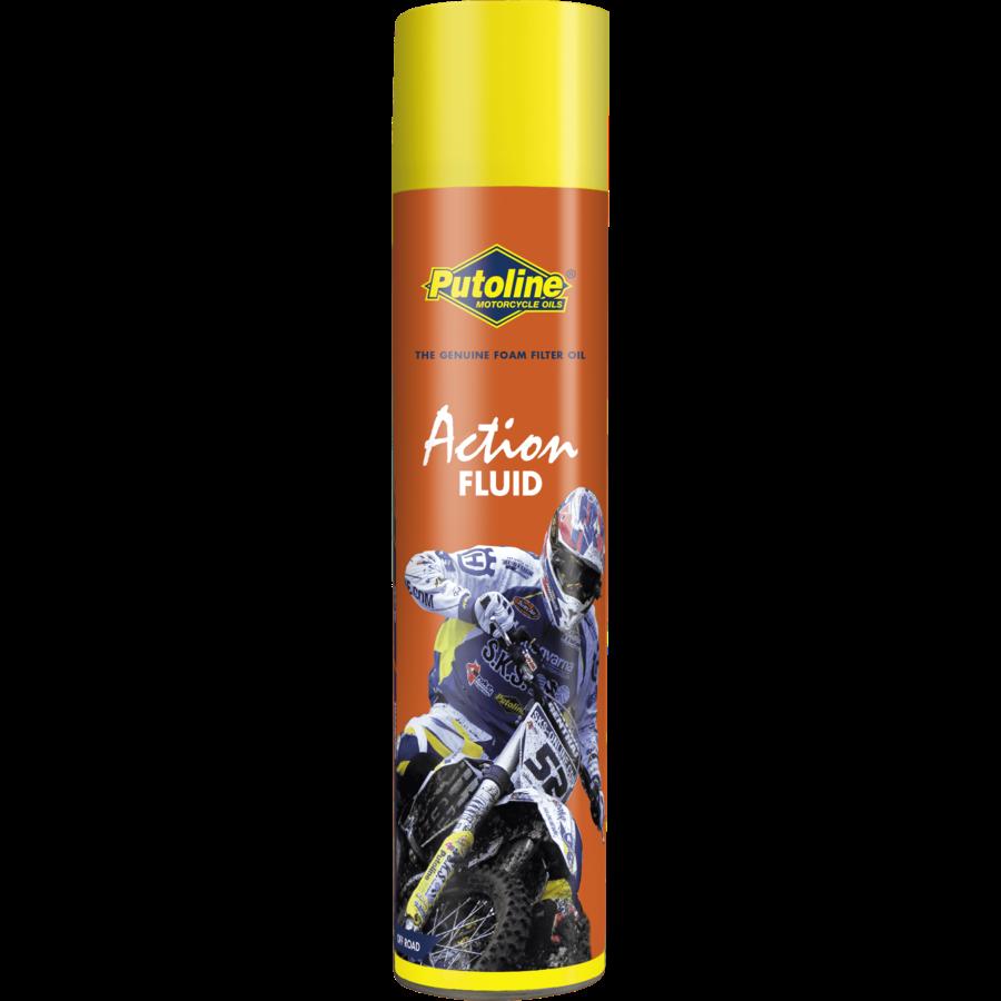Action Fluid - Schuimluchtfilterolie, 12 x 600 ml-2