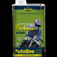 Action Fluid Bio - Schuimluchtfilterolie, 1 lt