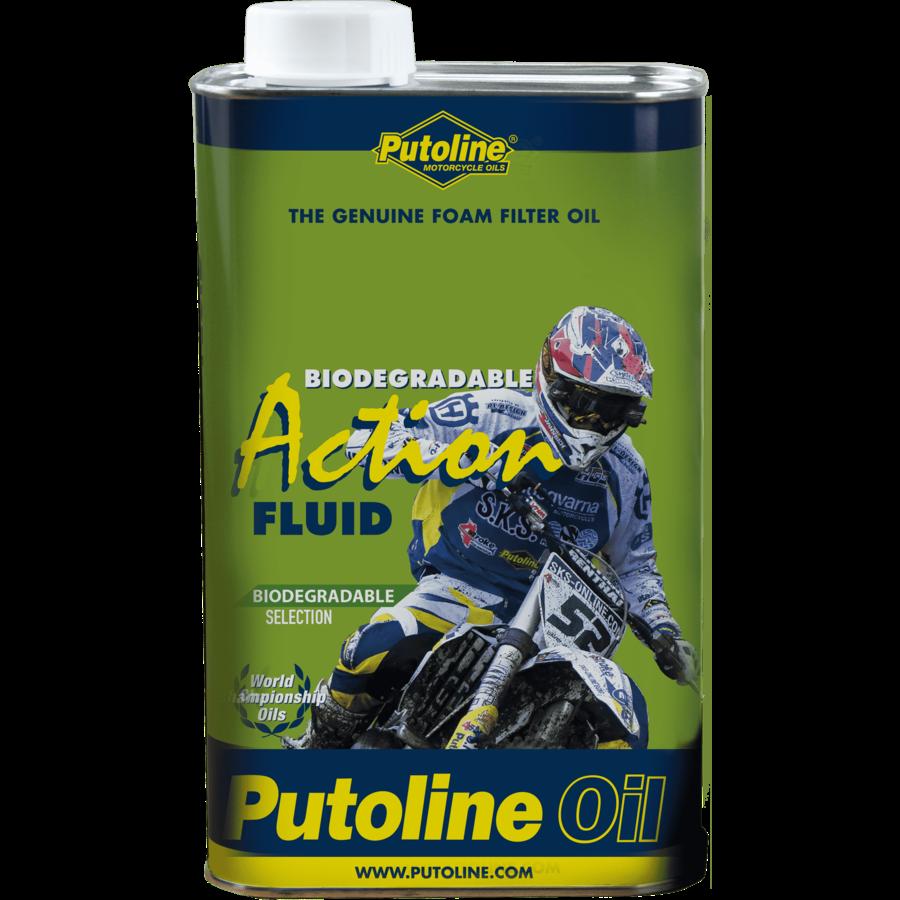 Action Fluid Bio - Schuimluchtfilterolie, 12 x 1 lt-2