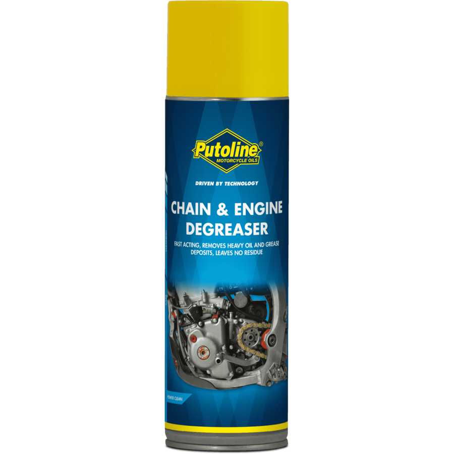 Chain & Engine Degreaser - Ontvetter, 500 ml-1