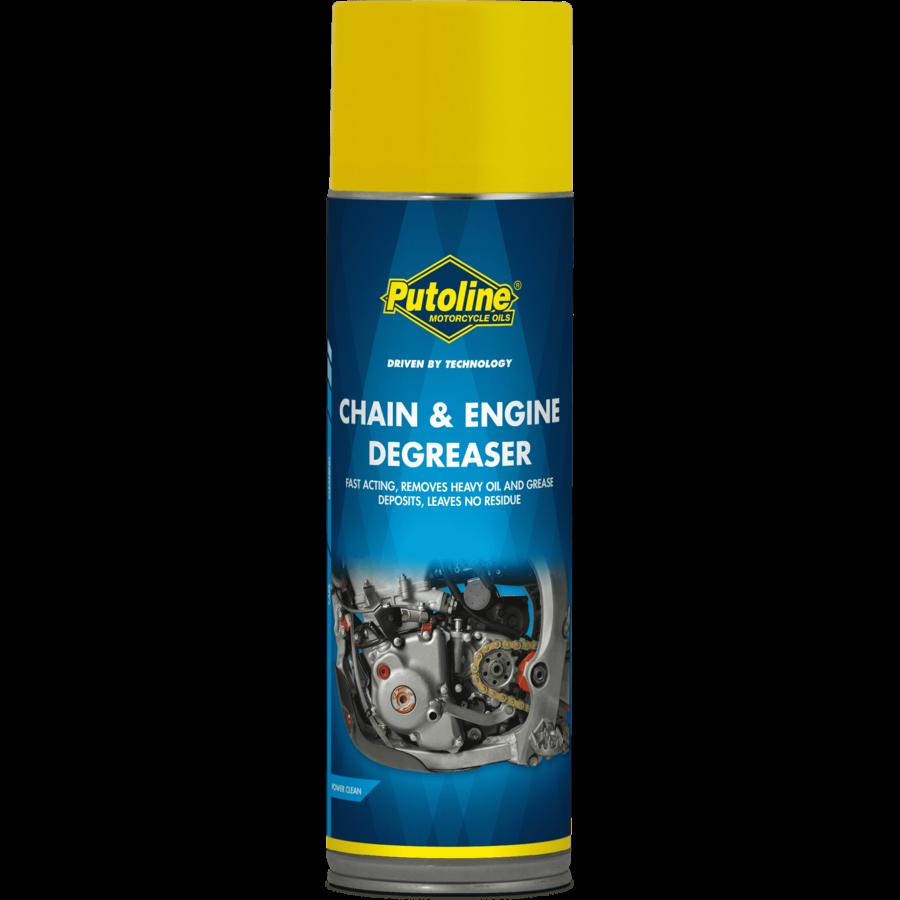 Chain & Engine Degreaser - Ontvetter, 12 x 500 ml-2