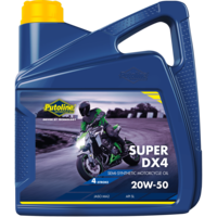 thumb-Super DX4 20W-50 - 4-Takt motorfietsolie, 4 x 4 lt-2