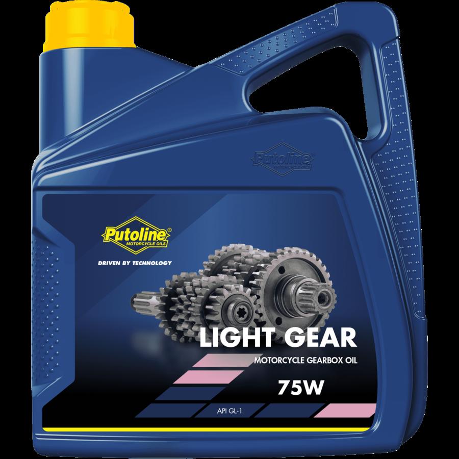 Light Gear 75W - Transmissieolie, 4 x 4 lt-2
