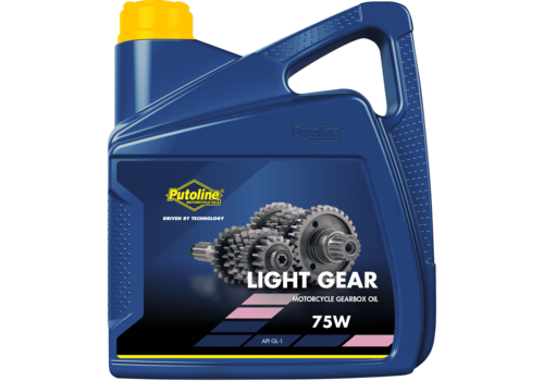 Putoline Light Gear 75W - Transmissieolie, 4 lt