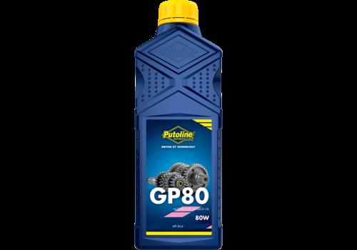 Putoline GP 80 80W - Versnellingsbakolie, 1 lt