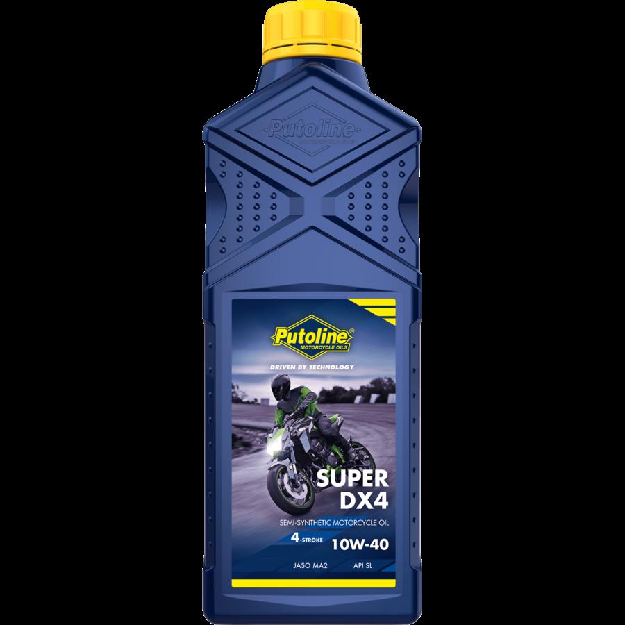 Super DX4 10W-40 - 4-Takt motorfietsolie, 1 lt-1