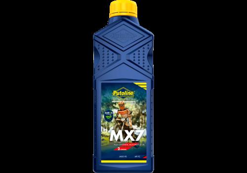 Putoline MX 7 - Motorfietsolie, 1 lt