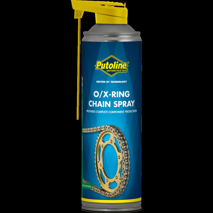 O/X-ring Chainspray - Kettingsmeermiddel, 500 ml-1