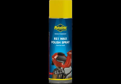 Putoline RS1 Wax Polish Spray - Poetsmiddel, 500 ml