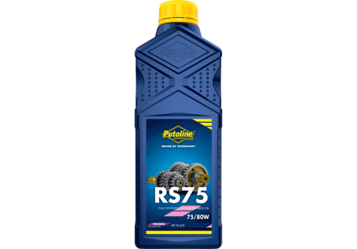 Putoline RS 75 75/80W - Transmissieolie, 1 lt