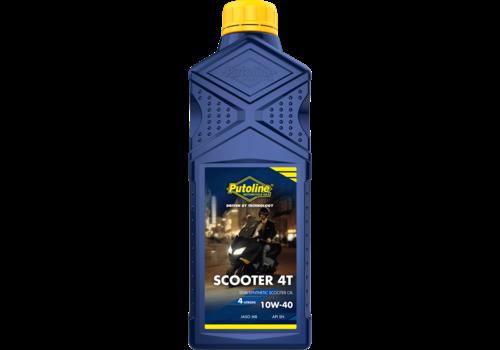 Putoline Scooter 4T 10W-40 - Scooter motorolie, 1 lt
