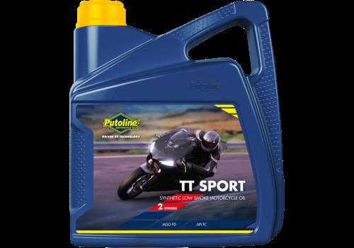 Putoline TT Sport - 2-Takt motorfietsolie, 4 lt