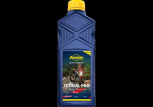 Putoline TT Trial Pro Scented - 2-Takt motorfietsolie, 1 lt