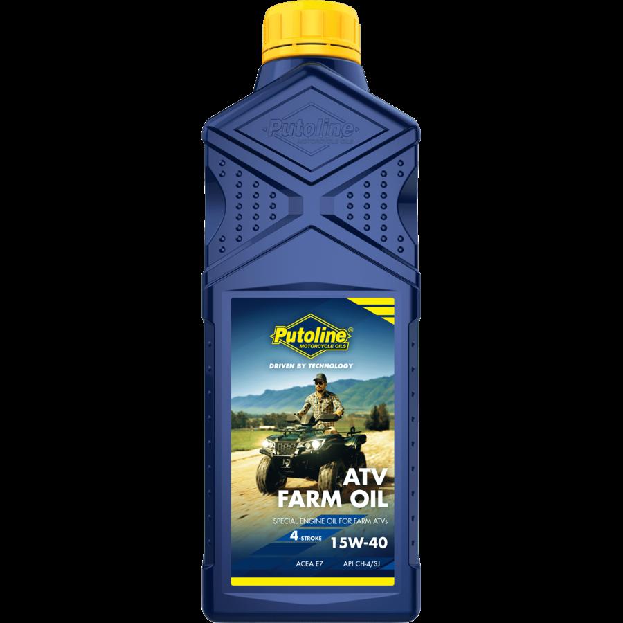 ATV Farm Oil 15W-40, 1 lt-1