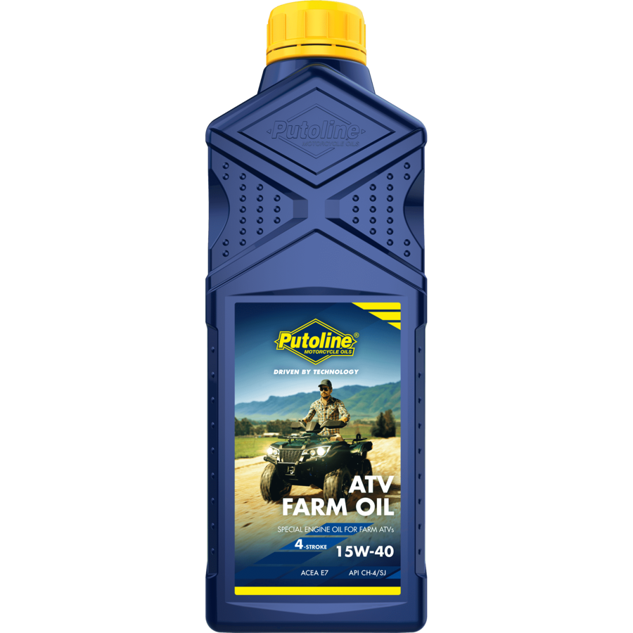 ATV Farm Oil 15W-40, 12 x 1 lt-2