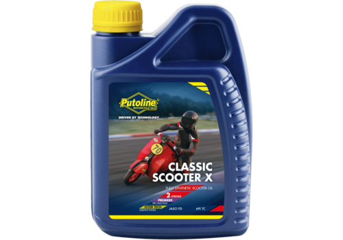 Putoline Classic Scooter X - Scooterolie, 1 lt
