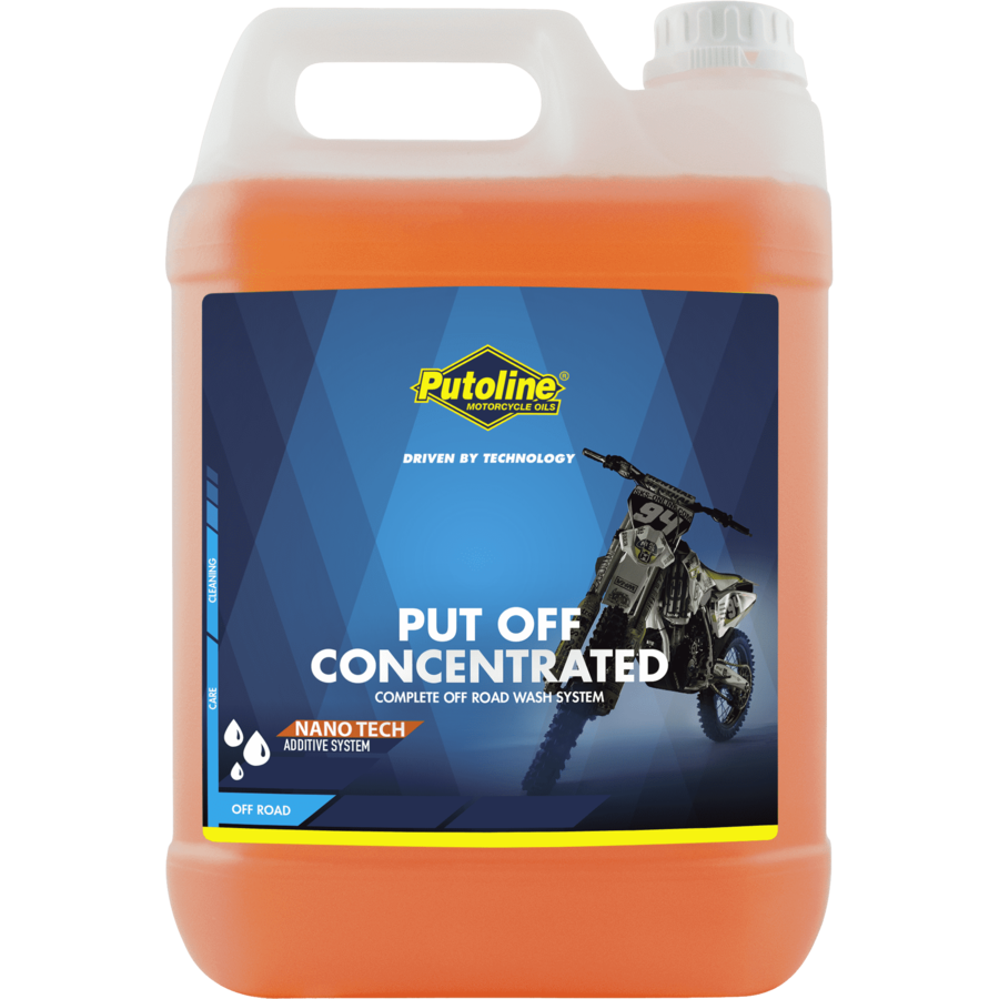 Put Off Concentrated - Reiniger, 4 x 5 lt-2