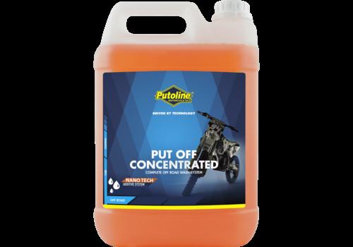 Putoline Put Off Concentrated - Reiniger, 5 lt