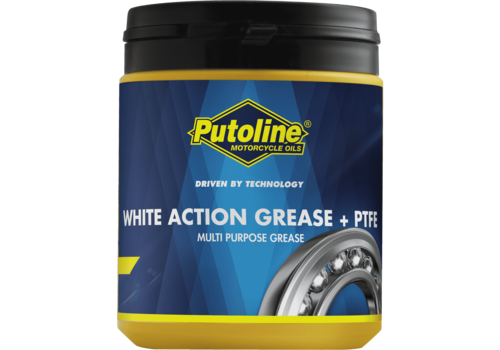 Putoline White Action Grease + PTFE - Vet, 600 gr