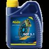 Putoline DOT 5.1 Brake Fluid - Remvloeistof, 500 ml