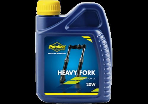 Putoline Heavy Fork - Voorvorkolie, 500 ml