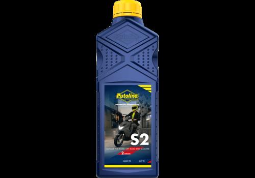 Putoline S2 - 2-Taktolie, 1 lt