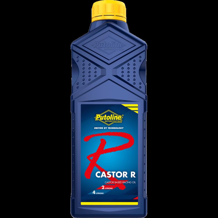 Castor R - Castor olie, 12 x 1 lt-2