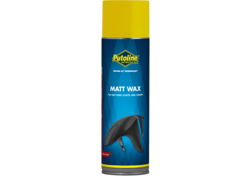 Putoline Matt Wax - Wax, 500 ml