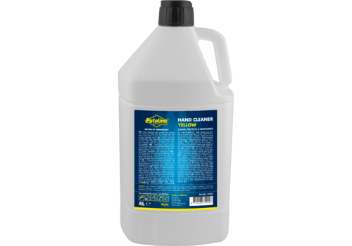 Putoline Hand Cleaner Yellow - Handreiniger, 4 lt