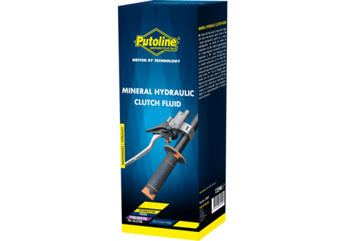 Putoline Hydraulic Clutch Fluid - Koppelingsvloeistof, 125 ml