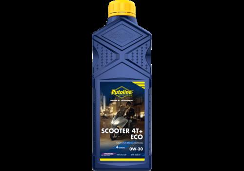 Putoline Scooter 4T+ ECO 0W-30 - 4-Takt motorolie, 1 lt
