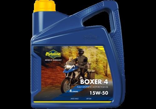 Putoline Boxer 4 15W-50 - Motorolie, 4 lt